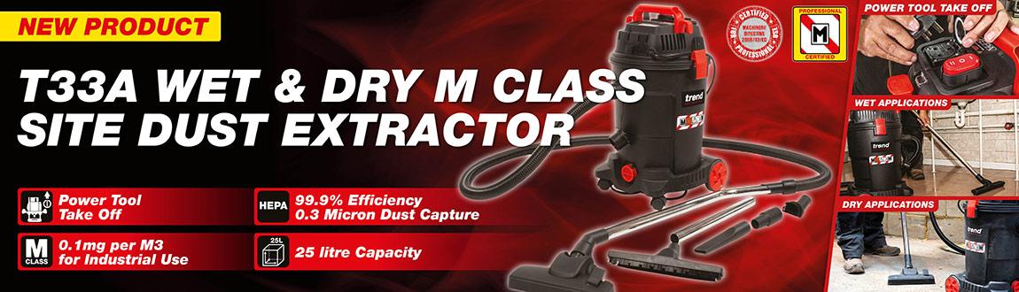 T33 Dust Extractor